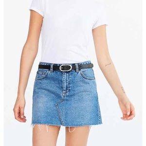 BDG 5-Pocket Denim Mini Skirt